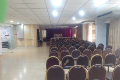 Prianka community center