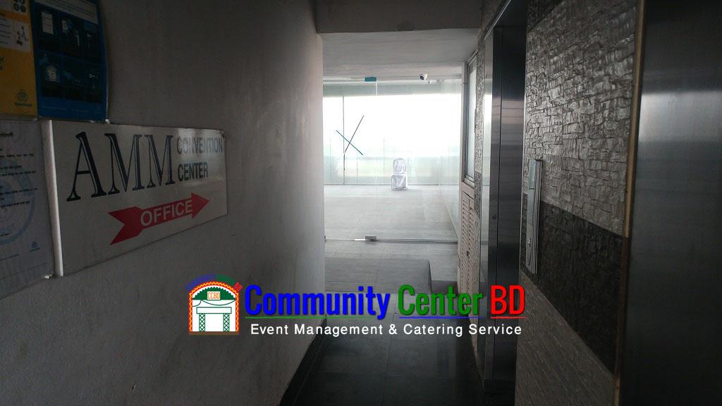 AMM Convention Center Booking - Community Center BD