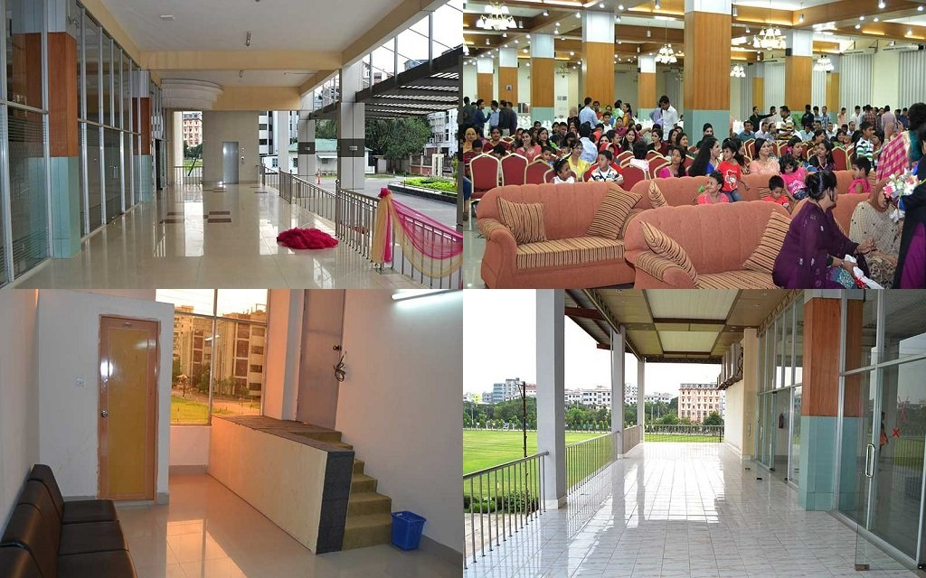 PSC Convention Hall