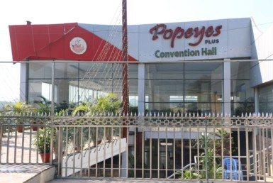Popeyes Plus Convention Hall