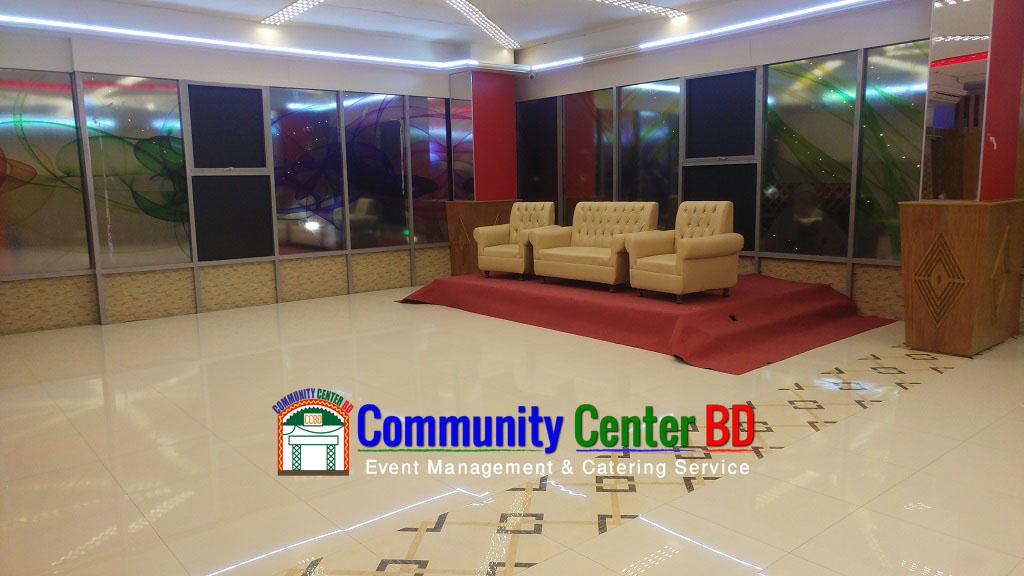 fakruddin convention hall