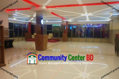 fakruddin convention center