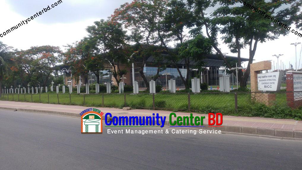 Bangabandhu International Conference Center Booking