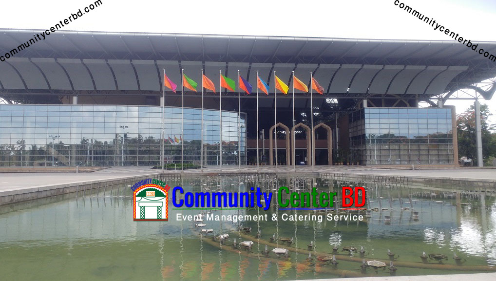 Bangabandhu International Conference Center PIC By MISHU