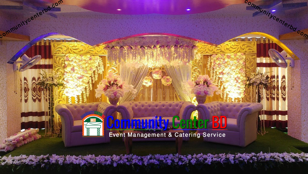 Stage Decoration Price Dhaka Bangladesh